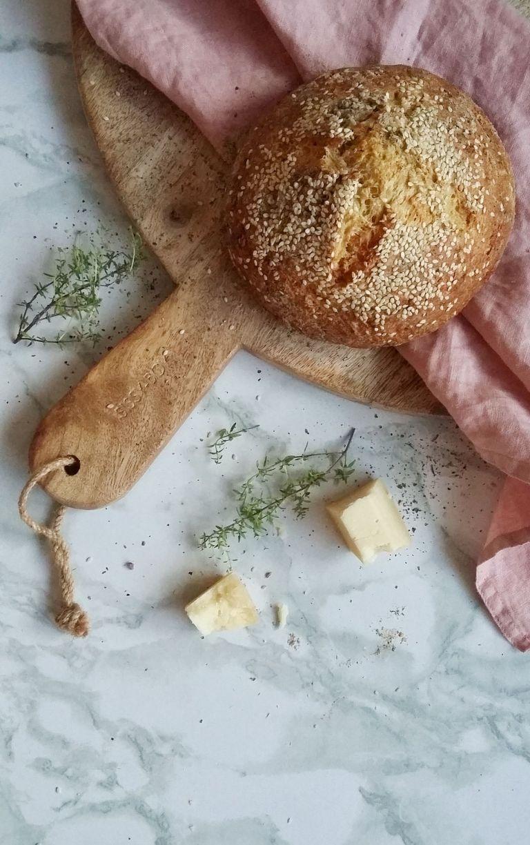 parsnip bread